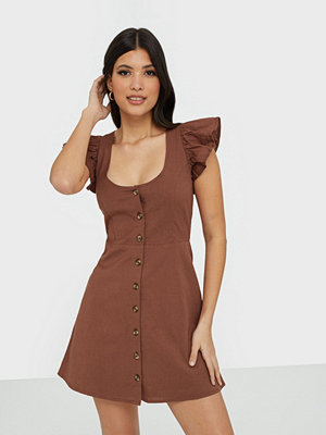 NLY Trend Femme Button Dress
