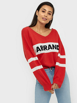 Tröjor - Abrand Jeans A OVERSIZED KNITTED JUMPER