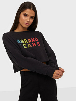 Tröjor - Abrand Jeans A CROPPED OVERSIZED SWEATER