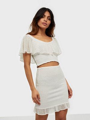 NLY Trend Mini Dobby Skirt