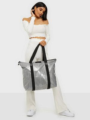 Day Et ljusgrå rutig väska Day Gweneth Wales Bag