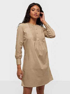 Jacqueline de Yong JDYHALL L/S PLACKET DRESS WVN