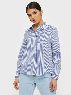 Only ONLSACRA LS STRIPE DNM SHIRT