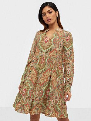 Only ONLBETTY L/S SHORT  DRESS WVN