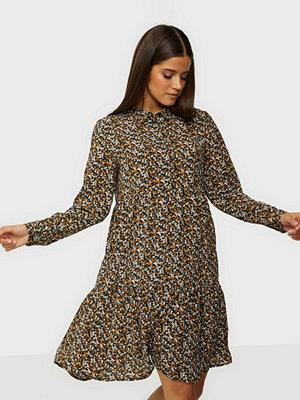 Jacqueline de Yong JDYPIPER L/S AOP SHIRT DRESS WVN N