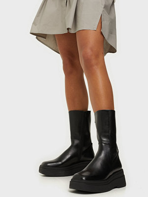 Vagabond Carla Chunky Heeled Boots