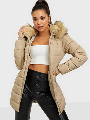 Only ONLCAMILLA QUILTED COAT CC OTW