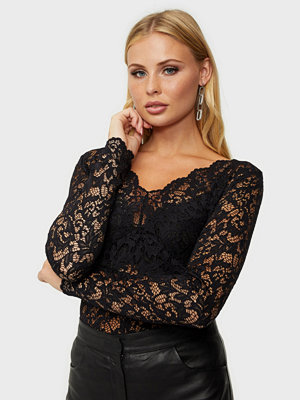 Y.a.s YASPETRI LS LACE TOP