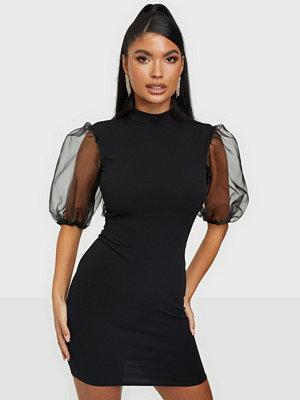 NLY One Organza Puff Dress