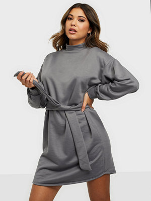 NLY One Waist Tie Sweater Dress