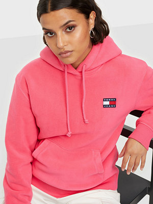 Tommy Jeans TJW BADGE POLAR FLEECE HOODIE