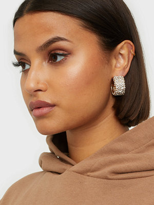 NLY Accessories smycke On A Roll Earrings