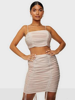 Love Triangle High Light Skirt