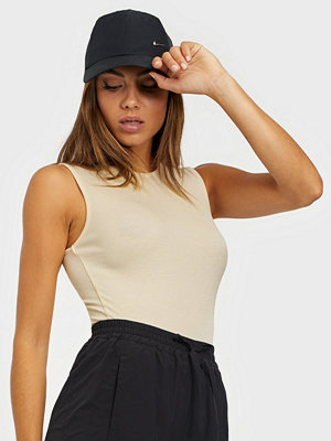 Missguided Ribbed Sleeveless Body 2 pack