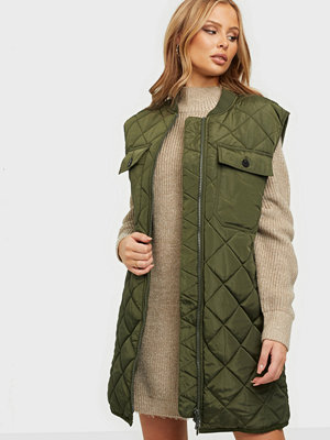 co'couture Anaya Quilt Vest