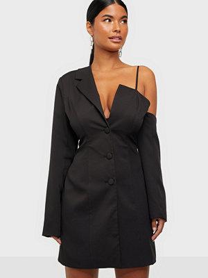 NLY Trend One Shoulder Blazer Dress