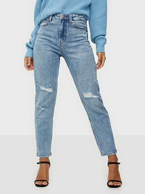 Jeans - Only ONLEMILY LIFE HW STR AC DNM JEANS M