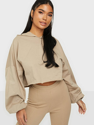 NLY Trend Dropped Cropped Hoodie
