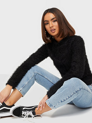 NLY Trend Fluffy Turtleneck Top