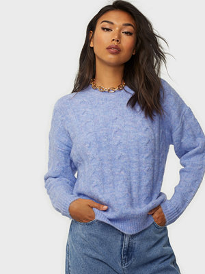 Pieces PCPEPPY LS CABLE KNIT NX