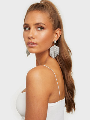 NLY Accessories smycke Dazzling Curtain Earrings