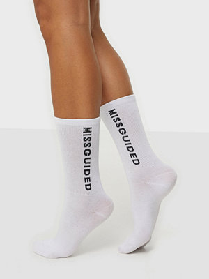 Missguided MG Branded Socks 3-Pack