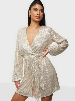 Glamorous Sequin Dress