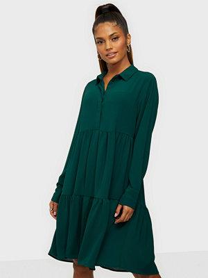 Jacqueline de Yong JDYPIPER L/S SHIRT DRESS WVN NOOS
