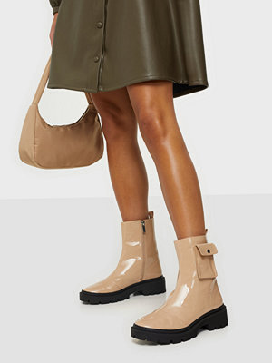 NLY Shoes Combat Pocket Boot