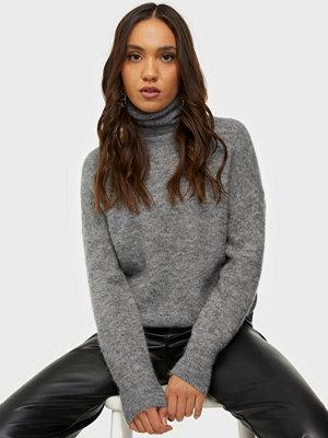MOSS Copenhagen Femme Mohair Roll Neck Pullover