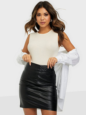 Kjolar - Noisy May NMLISSY HW SHORT SKIRT