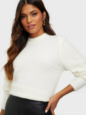 Pieces PCDEMI LS O-NECK KNIT