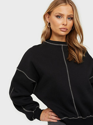 NLY Trend Contrast Seam Sweat