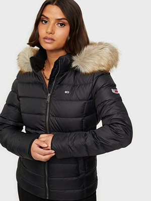 Tommy Jeans TJW BASIC HOODED DOWN JACKET