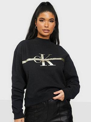 Calvin Klein Jeans GOLD MONOGRAM SWEATSHIRT