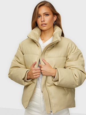 Gina Tricot Kit PU Puffer Jacket