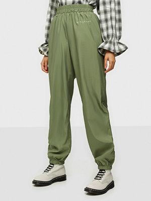 Jumpsuits & playsuits - Missguided Rib T-shirt Wide Leg Set