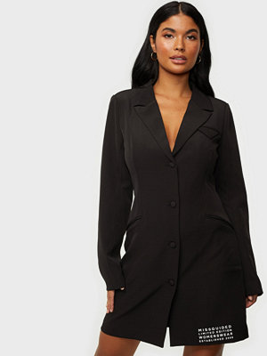 Missguided Tailored Blazer Dress