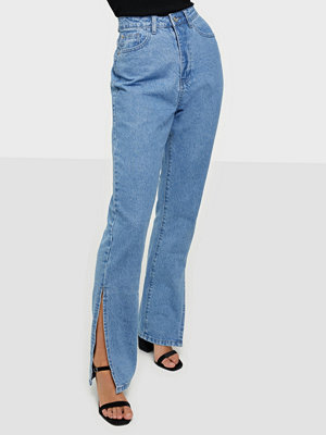 Jeans - Missguided Extreme Split Jeans