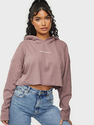 Missguided Cropped Hoodie