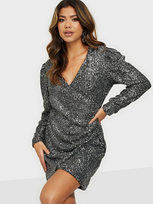 Bardot Sequin Sparkle Dress