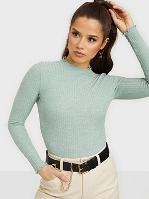 Only ONLEMMA L/S HIGH NECK TOP NOOS JRS