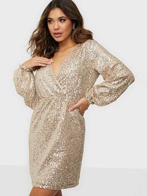 Vila VILYC L/S SHORT DRESS