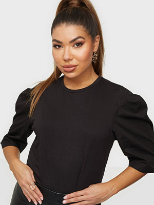 Selected Femme SLFVERONA 2/4 PUFF SLEEVE TEE B