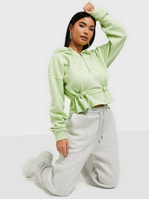 Missguided KXMG Ruched Hoody