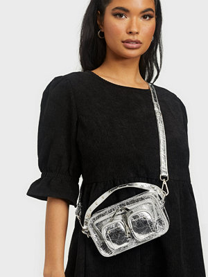 NuNoo grå väska Helena cool