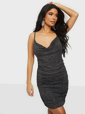 Glamorous Lurex Mini Dress