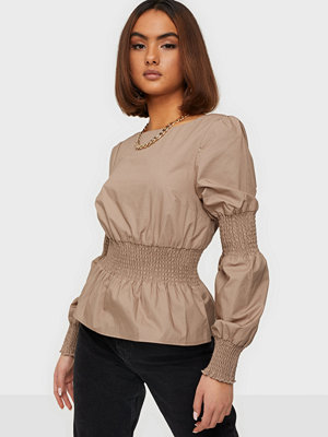 NLY Trend Smock Shape Blouse