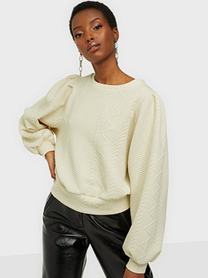 Only ONLCABLE L/S O-NECK SWT