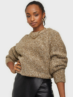Selected Femme SLFBELL LS KNIT O-NECK W